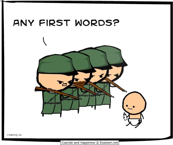 First_words