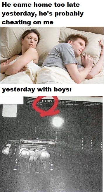he_cheating
