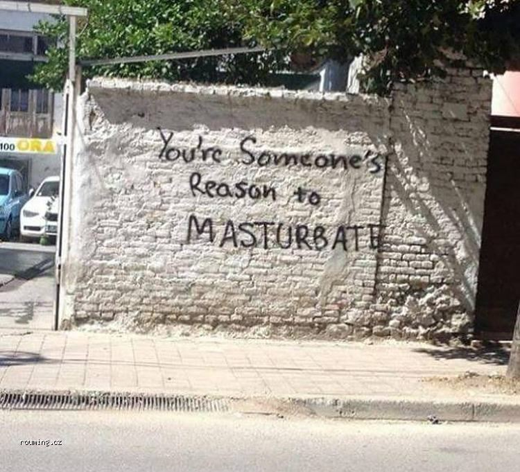 wall-masturbate