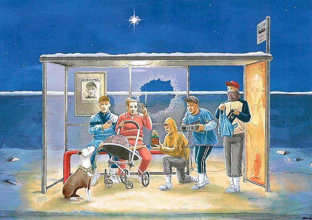 A_Glasgow_nativity_scene_20-12-2011