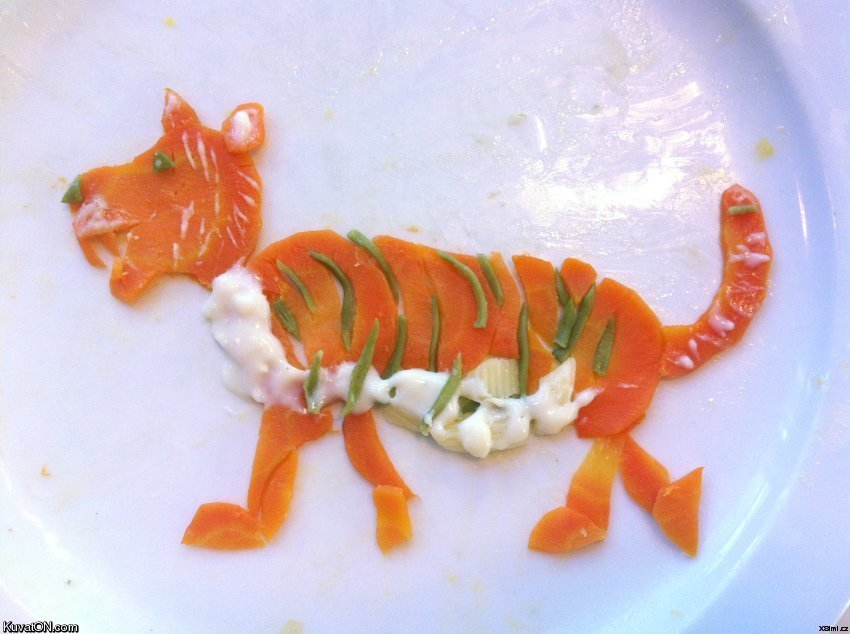 carrotiger_food_art