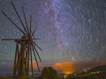 WindmillStarTrails