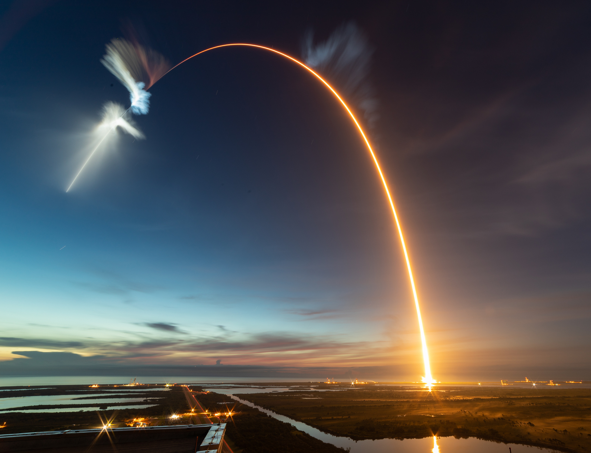 CRS-15 by SpaceX