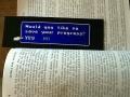 Cool-bookmark