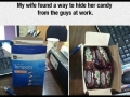 Hiding_Candy_At_Work