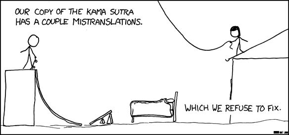 mistranslations